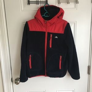 Penfield Jackets & Coats - Penfield Carlson Fleece, size L, EUC